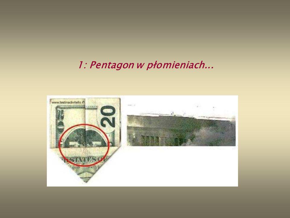 1: Pentagon w płomieniach...