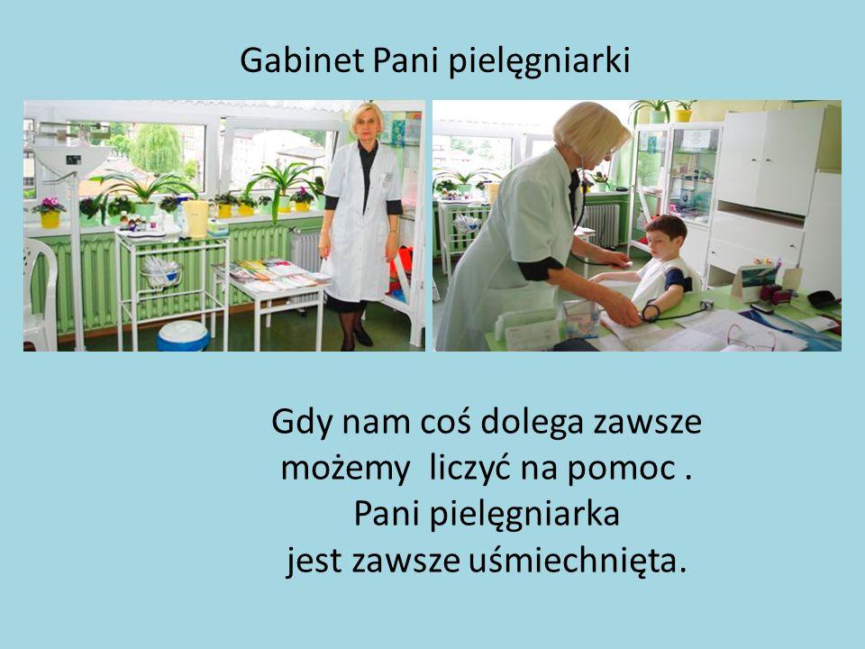 Gabinet Pani pielęgniarki
