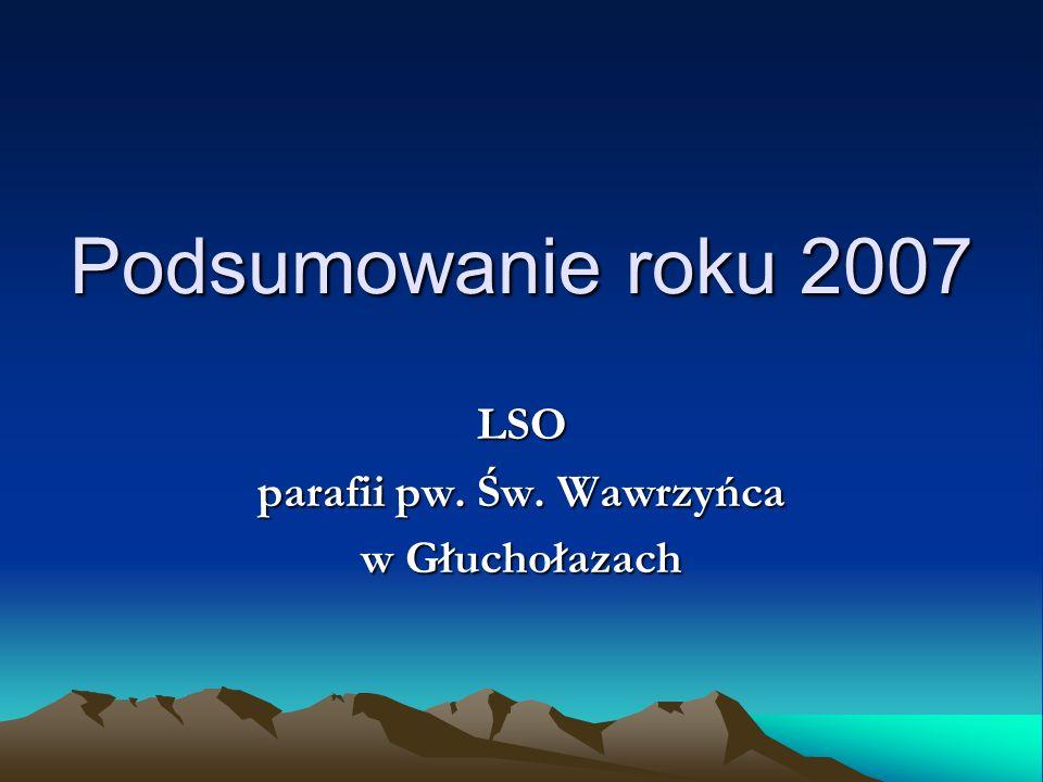 LSO parafii pw. Św. Wawrzyńca w Głuchołazach