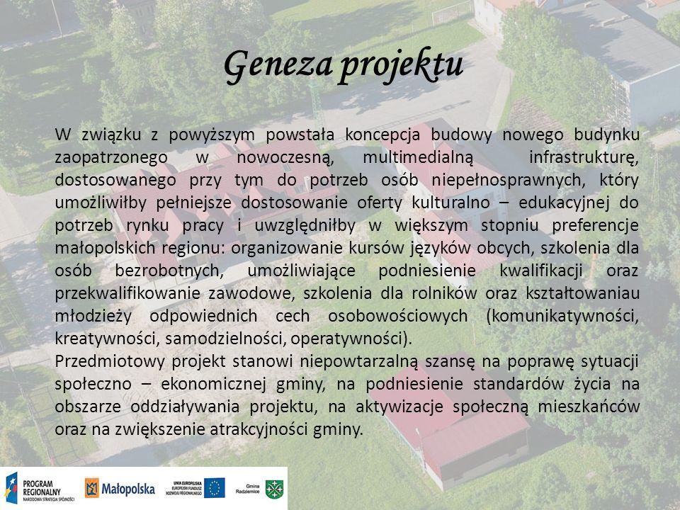 Geneza projektu