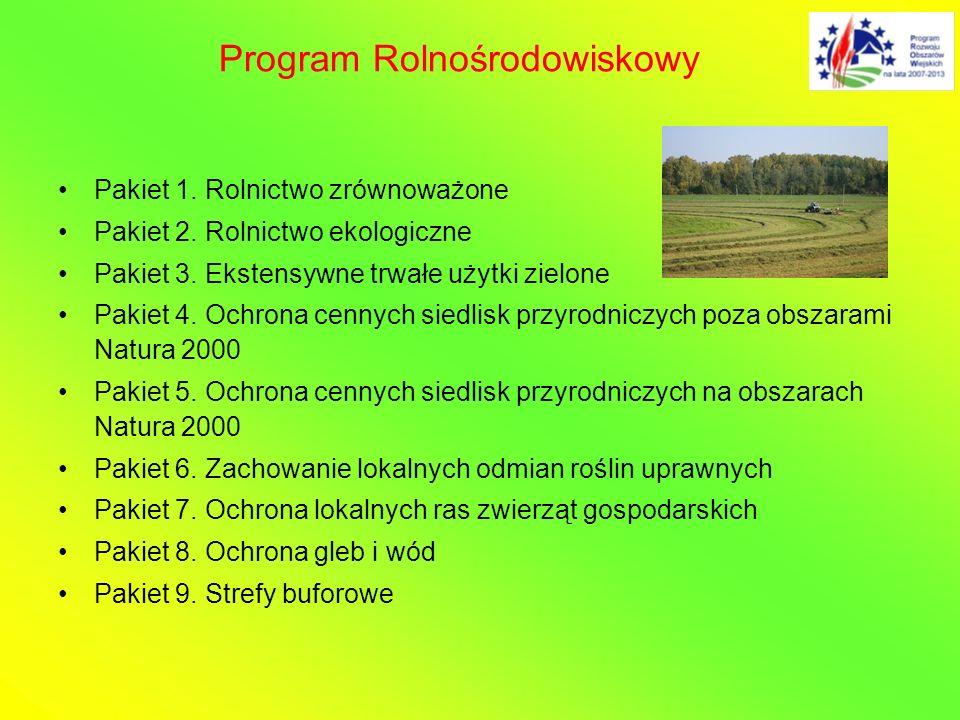 Program Rolnośrodowiskowy