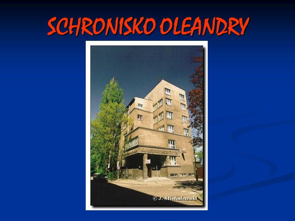 SCHRONISKO OLEANDRY