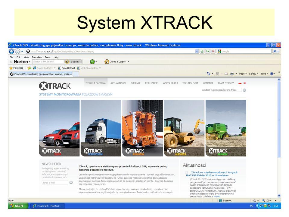 System XTRACK