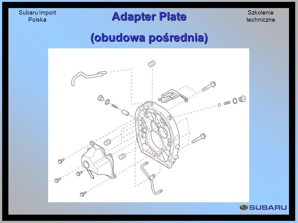 Adapter Plate (obudowa pośrednia)