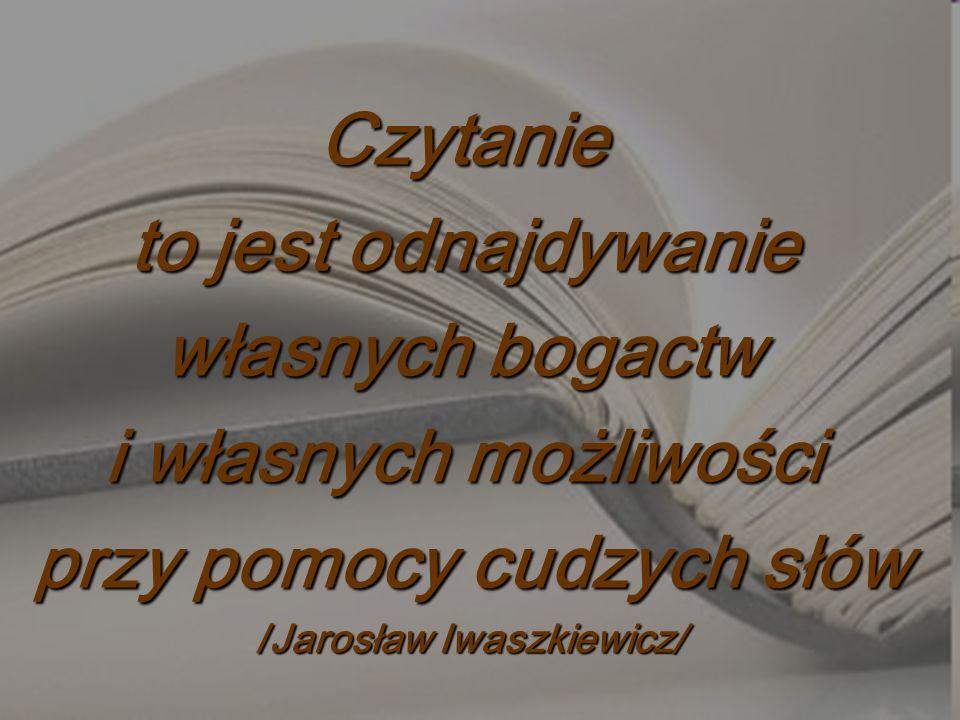 przy pomocy cudzych słów /Jarosław Iwaszkiewicz/