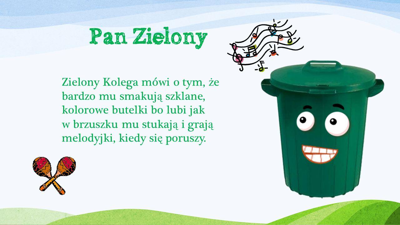 Pan Zielony