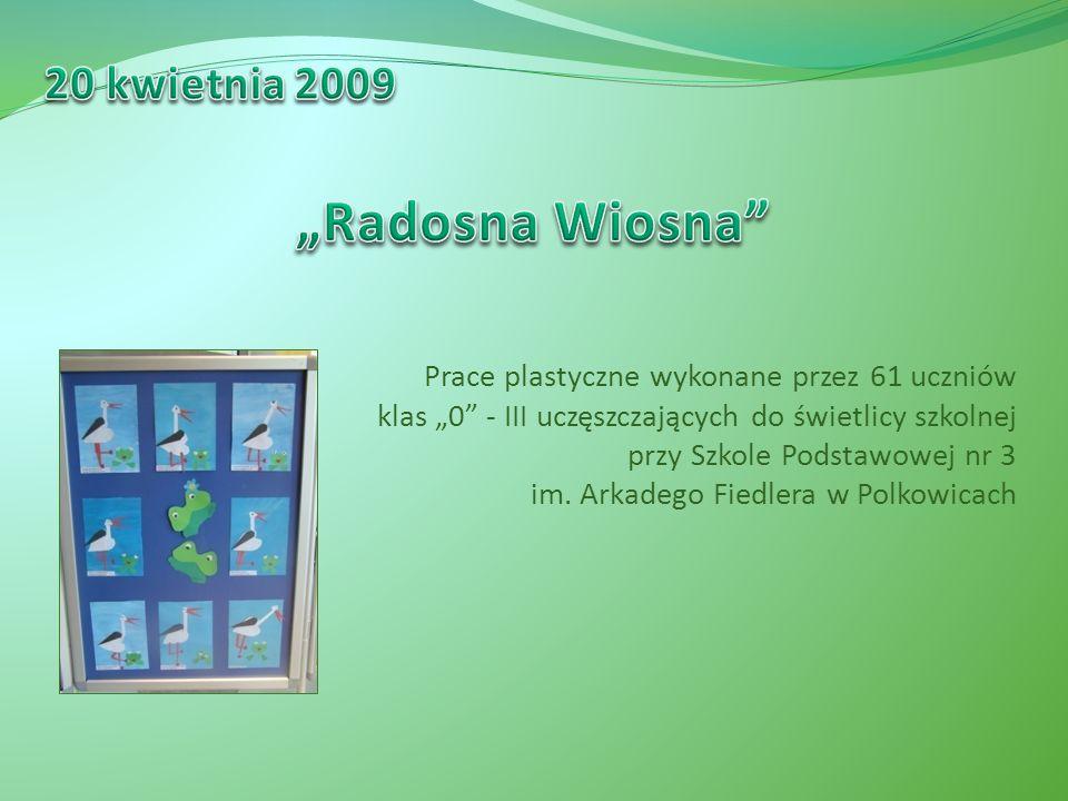 """""""Radosna Wiosna 20 kwietnia 2009"""