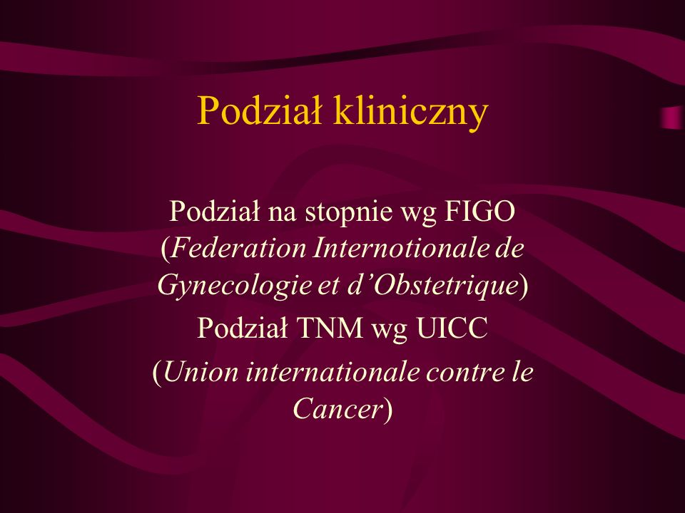 (Union internationale contre le Cancer)