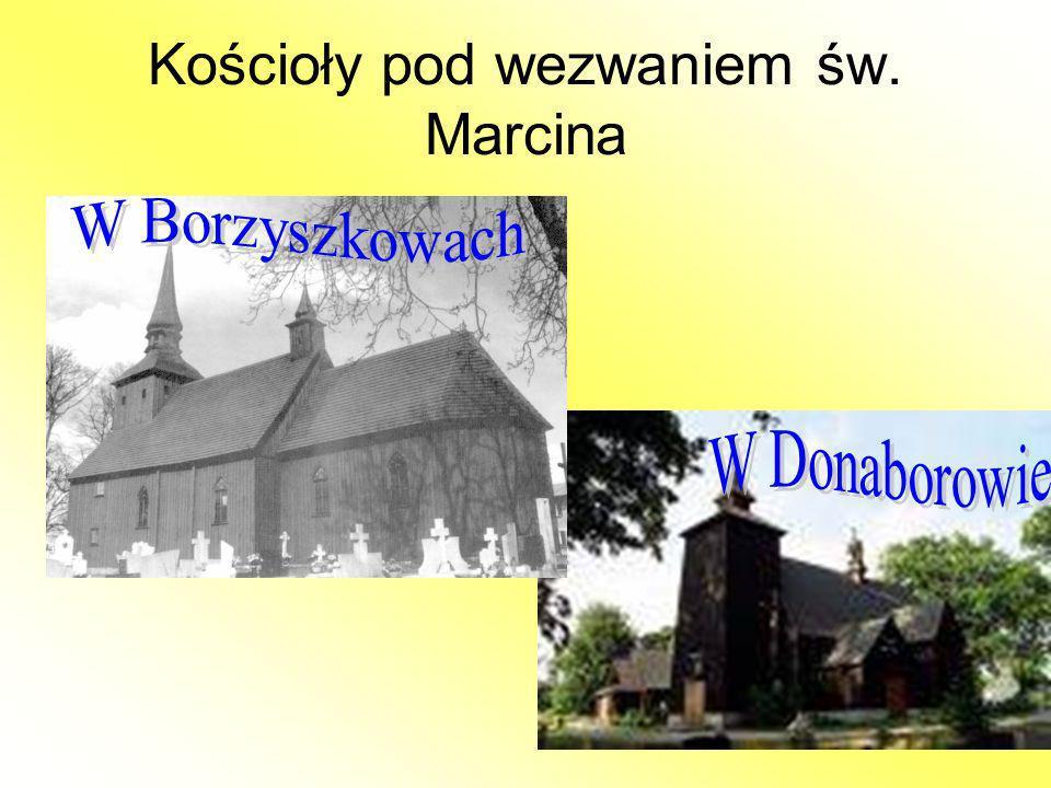 Kościoły pod wezwaniem św. Marcina