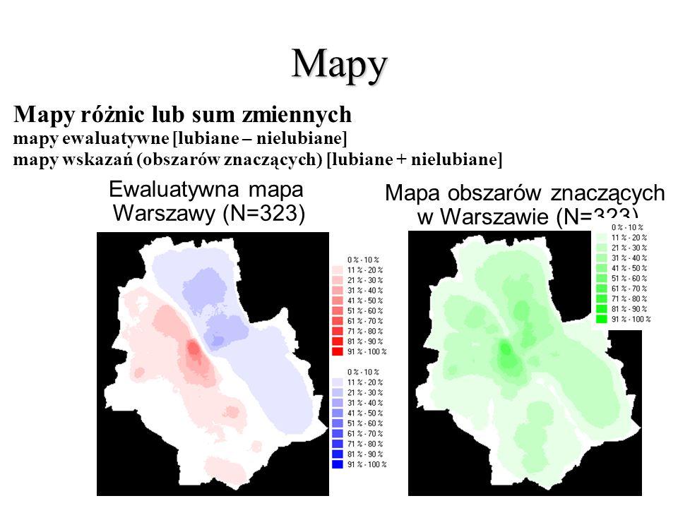 Mapa obszarów znaczących