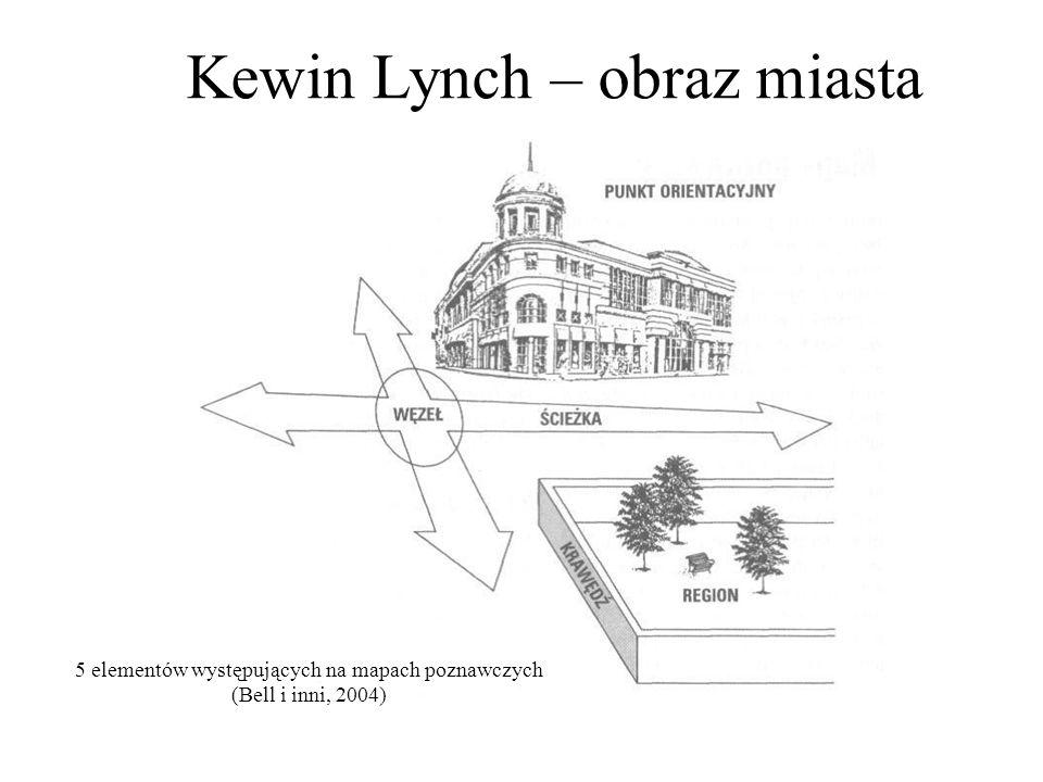 Kewin Lynch – obraz miasta