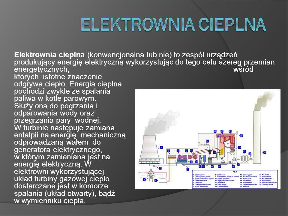 Elektrownia cieplna