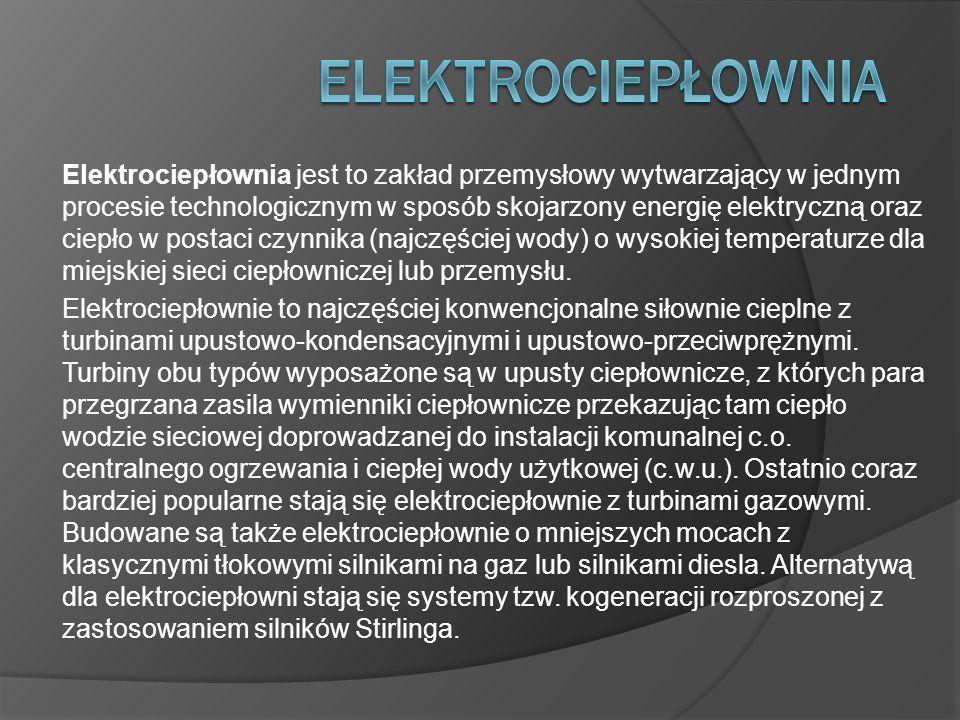 Elektrociepłownia