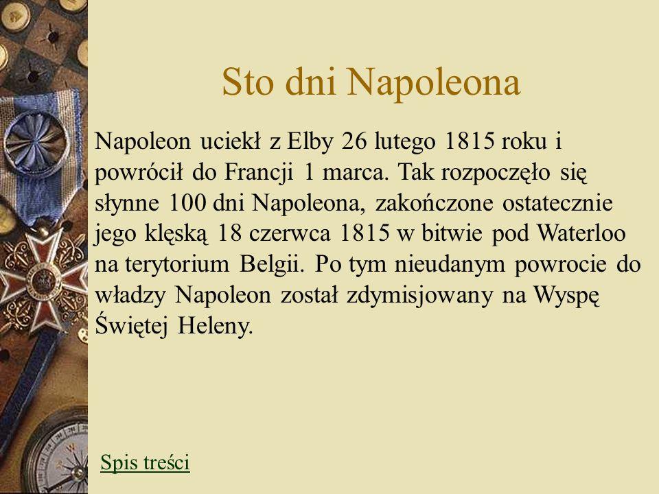 Sto dni Napoleona