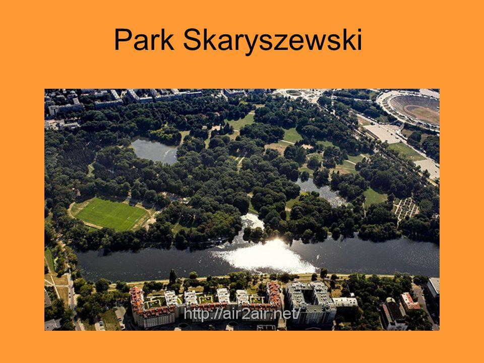 Park Skaryszewski