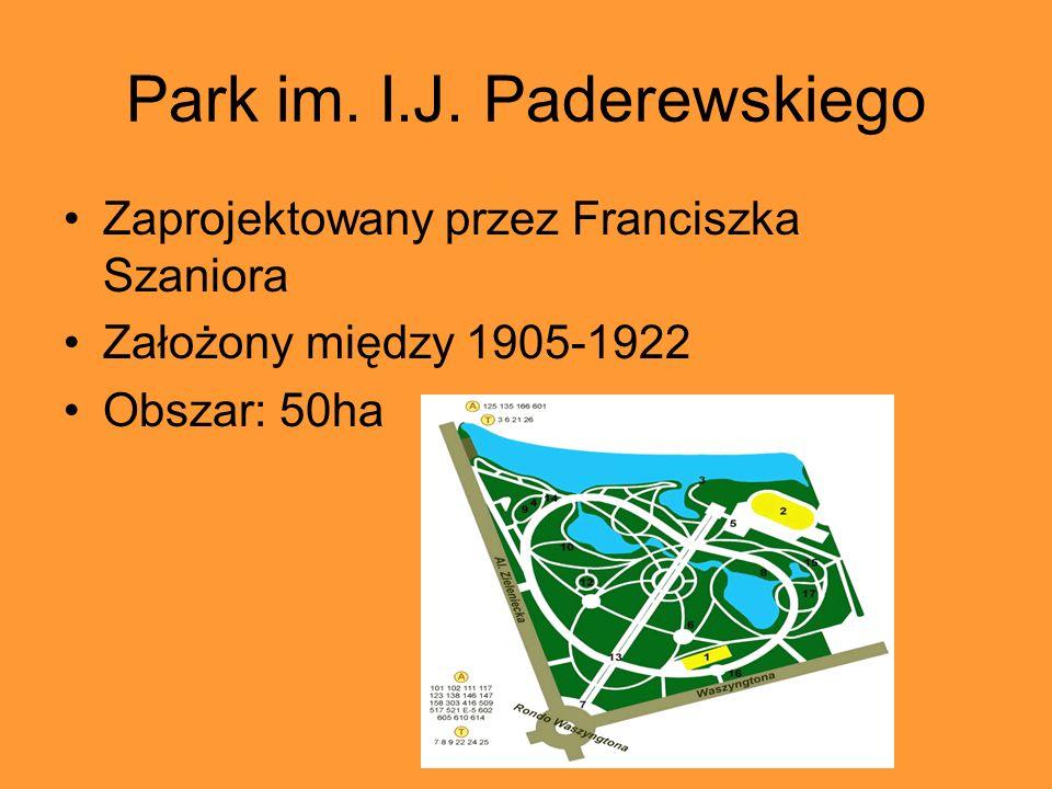 Park im. I.J. Paderewskiego