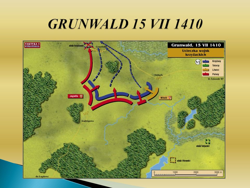 GRUNWALD 15 VII 1410