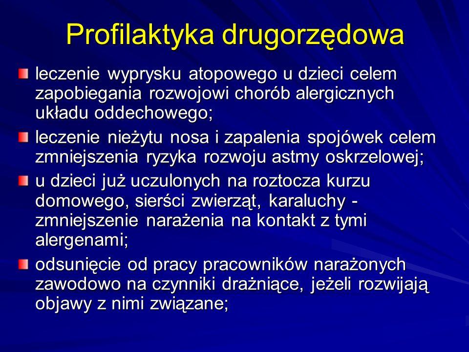 Profilaktyka drugorzędowa
