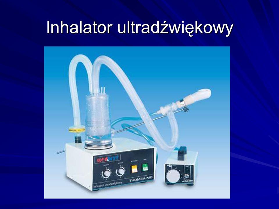 Inhalator ultradźwiękowy