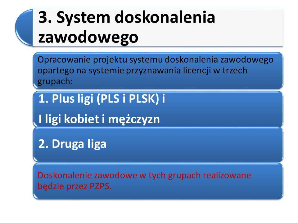 3. System doskonalenia zawodowego
