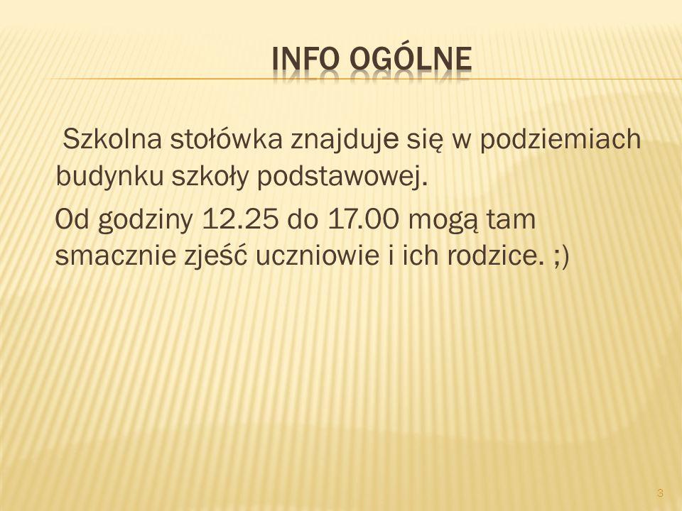 Info ogólne