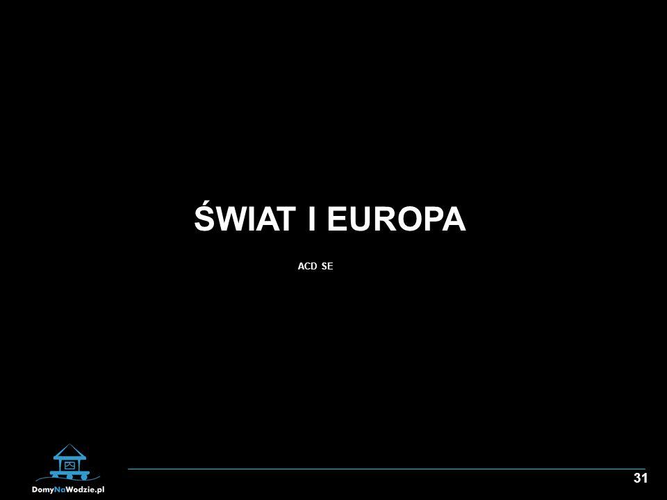 ŚWIAT I EUROPA ACD SE