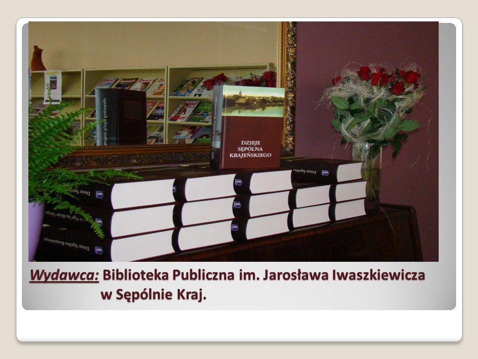 Wydawca: Biblioteka Publiczna im