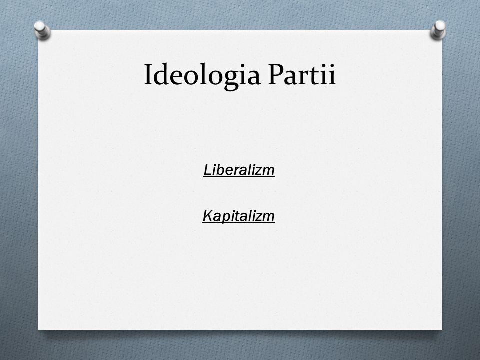 Liberalizm Kapitalizm