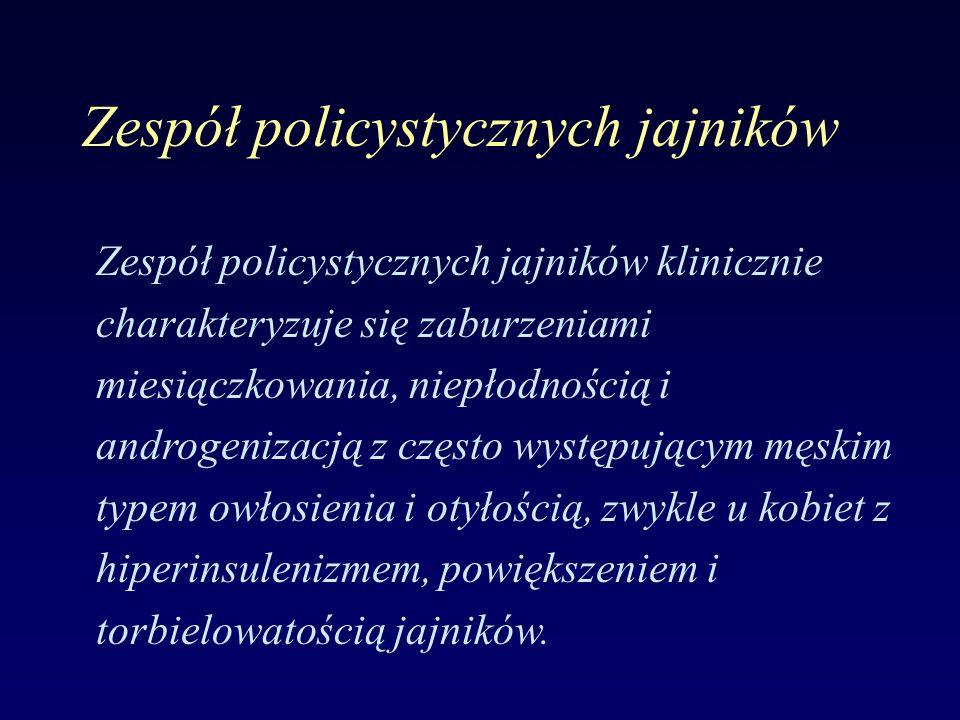 Zespół policystycznych jajników