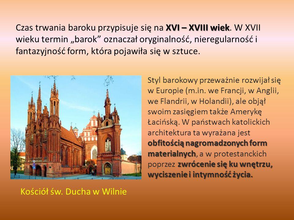 Kościół św. Ducha w Wilnie
