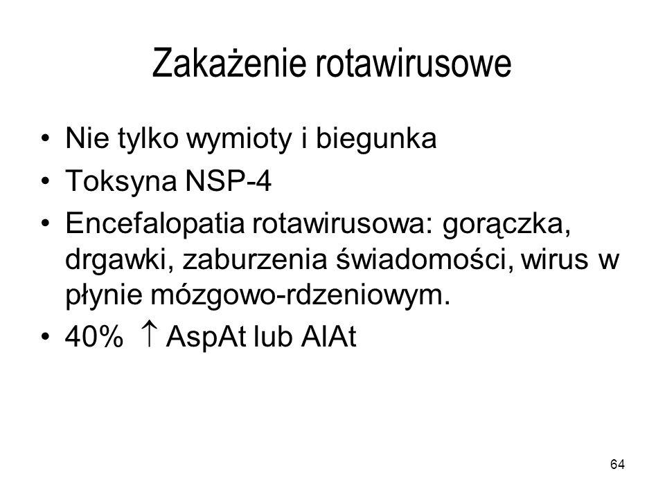 Zakażenie rotawirusowe