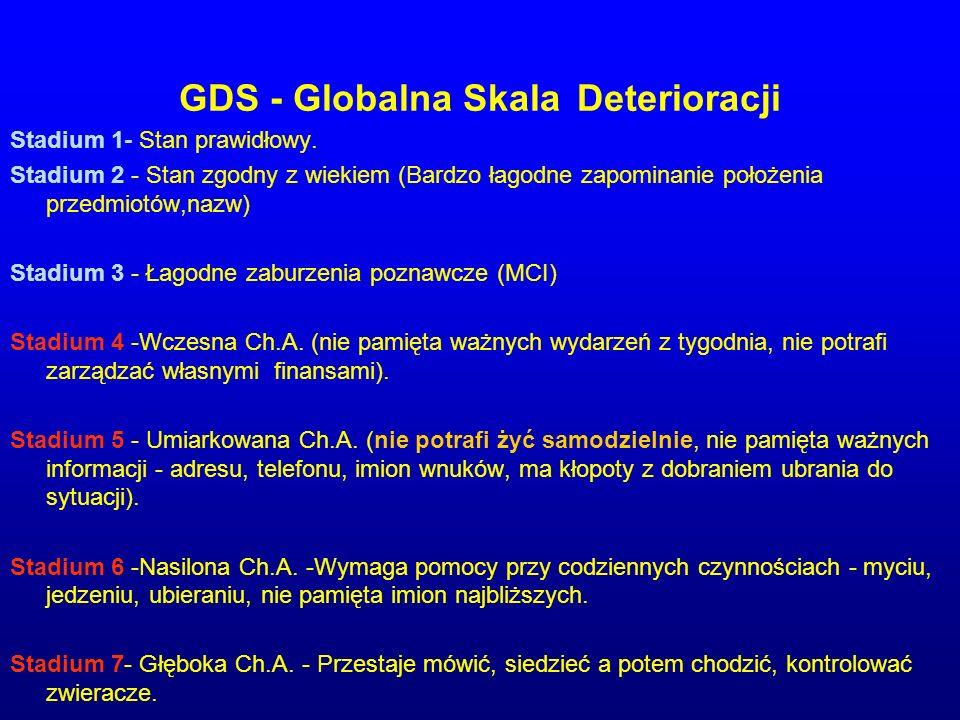 GDS - Globalna Skala Deterioracji
