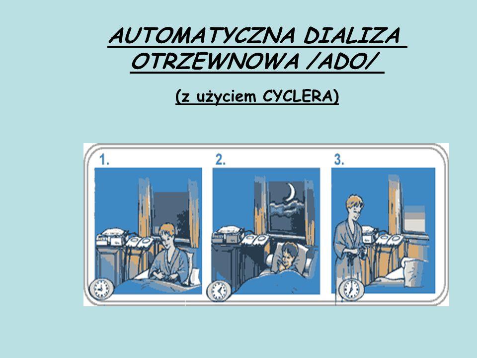 AUTOMATYCZNA DIALIZA OTRZEWNOWA /ADO/
