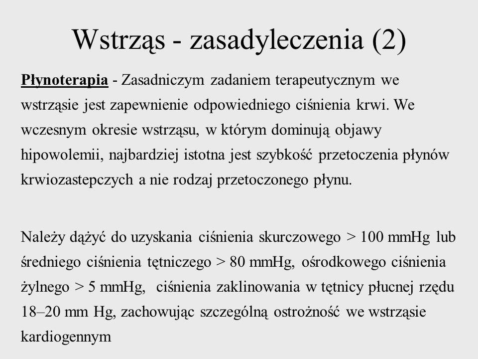 Wstrząs - zasadyleczenia (2)