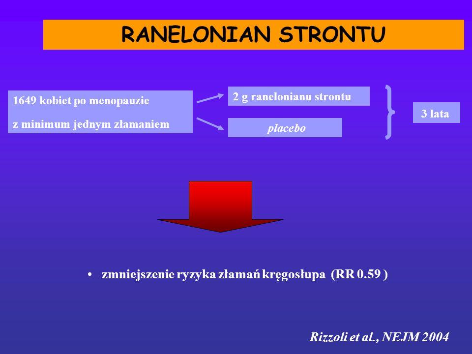 RANELONIAN STRONTU 3 lata