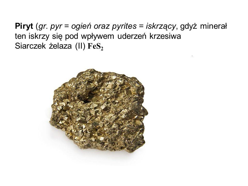 Piryt (gr.