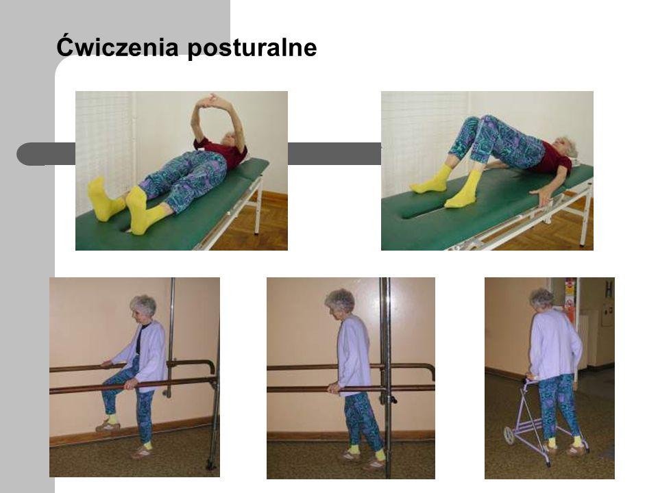 Ćwiczenia posturalne