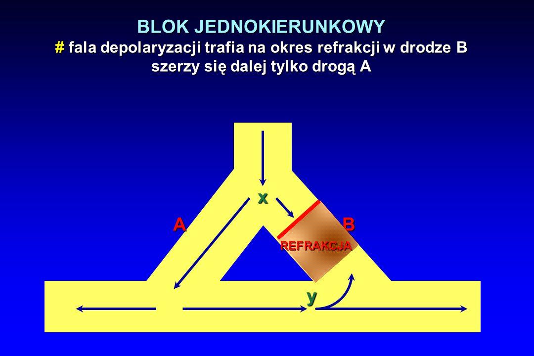 BLOK JEDNOKIERUNKOWY x A B y