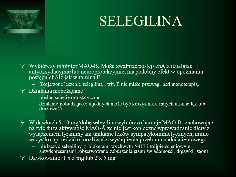 SELEGILINA