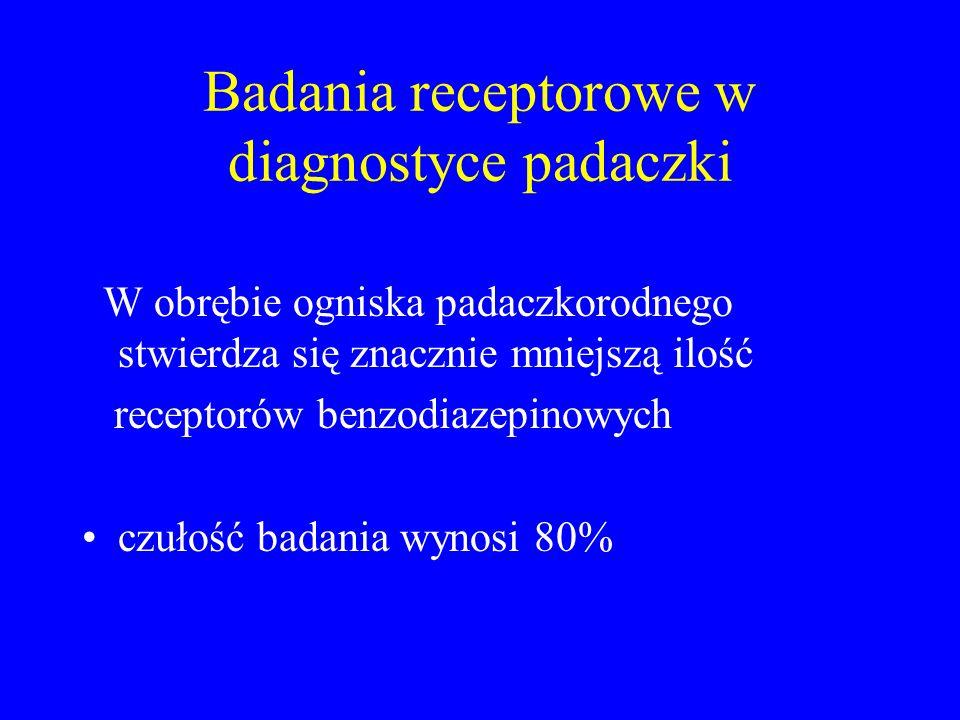 Badania receptorowe w diagnostyce padaczki