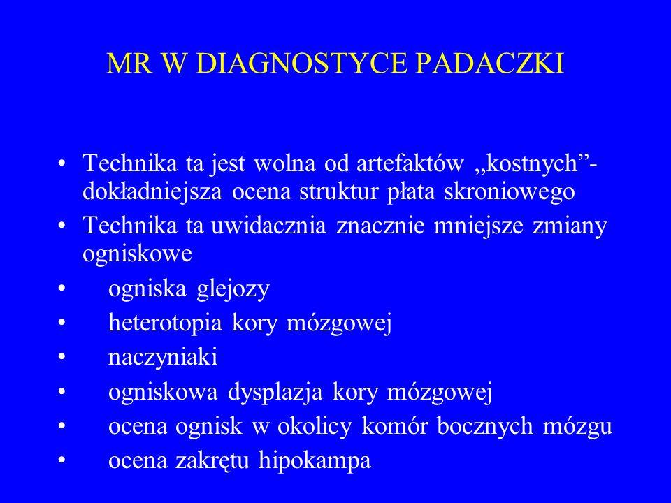 MR W DIAGNOSTYCE PADACZKI