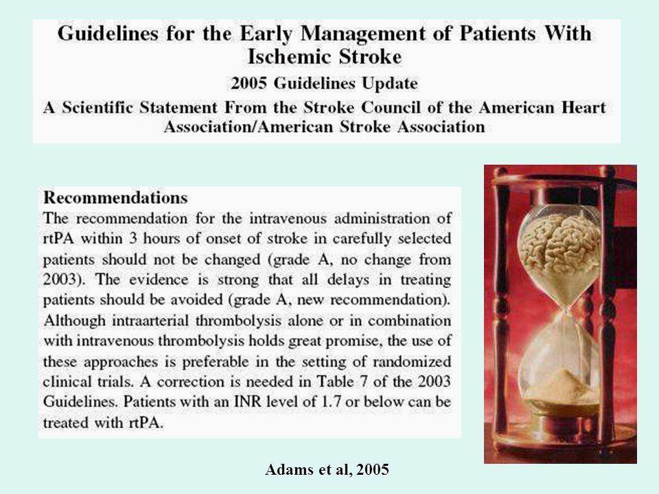 Adams et al, 2005
