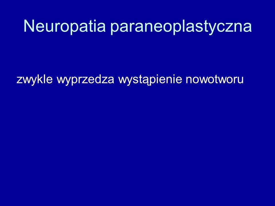 Neuropatia paraneoplastyczna