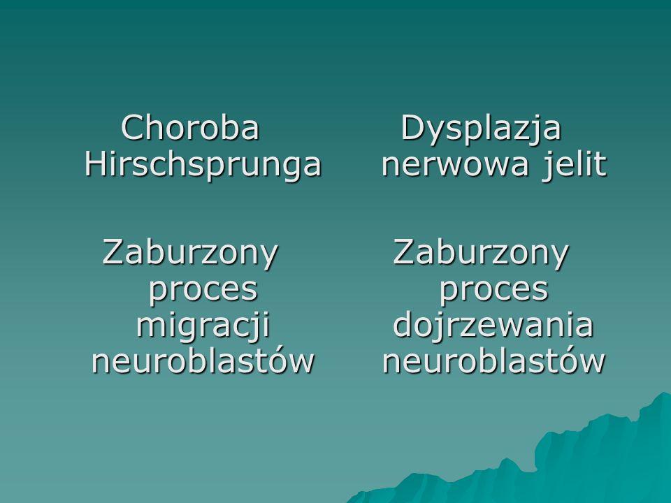 Choroba Hirschsprunga