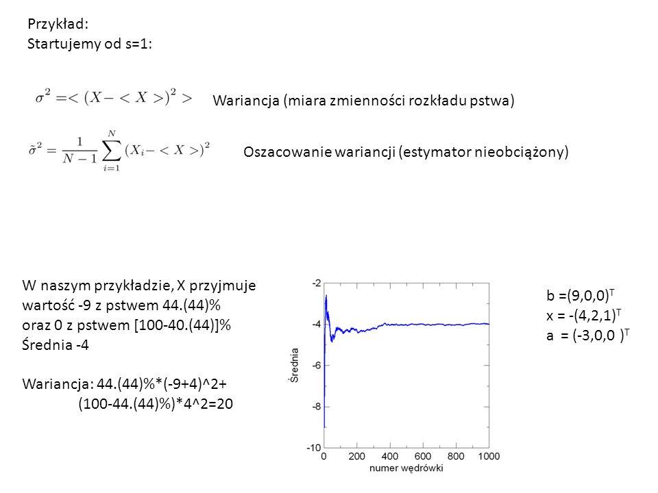 Wariancja (miara zmienności rozkładu pstwa)