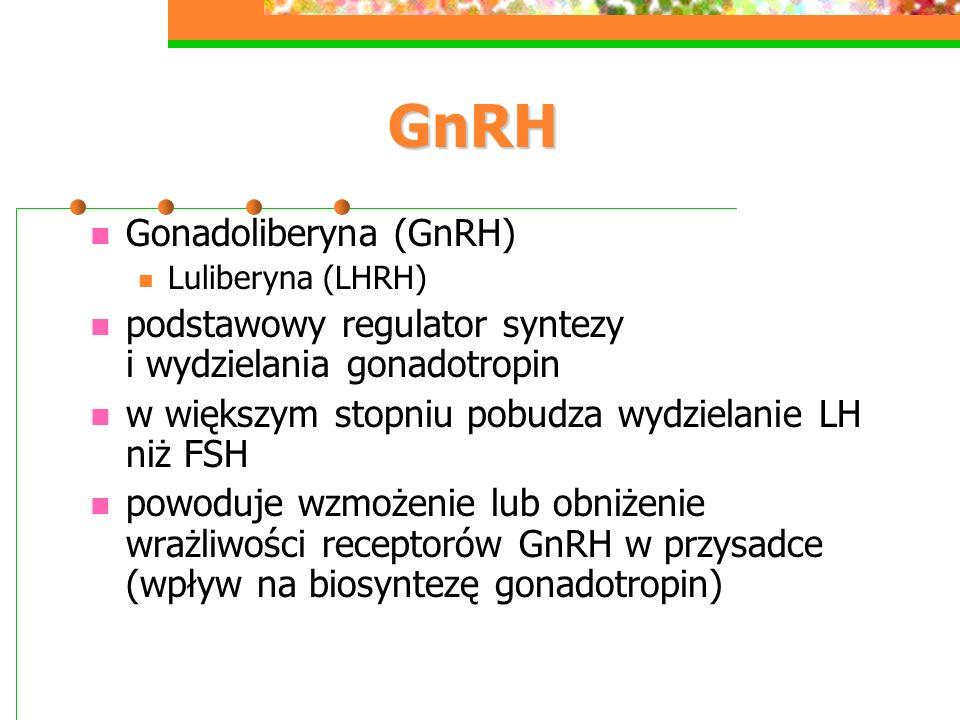 GnRH Gonadoliberyna (GnRH)