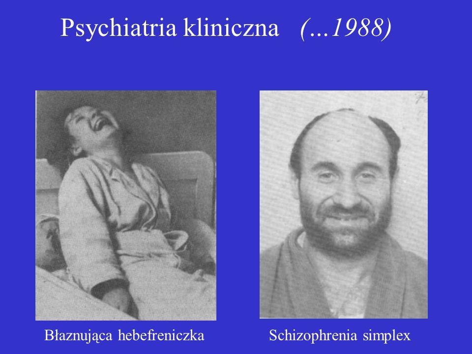 Psychiatria kliniczna (…1988)