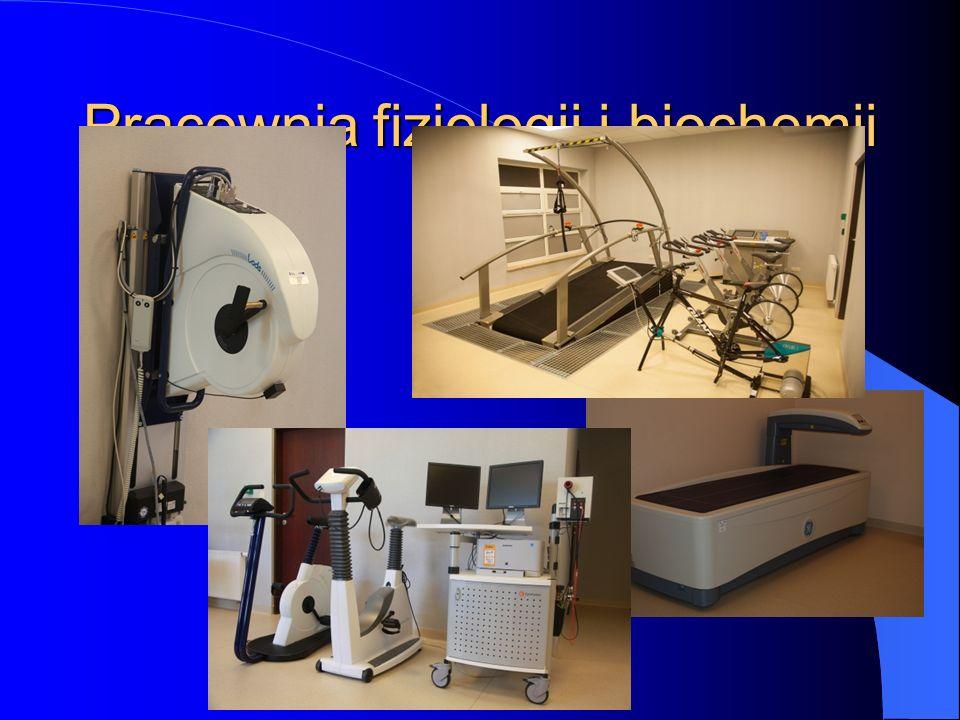 Pracownia fizjologii i biochemii