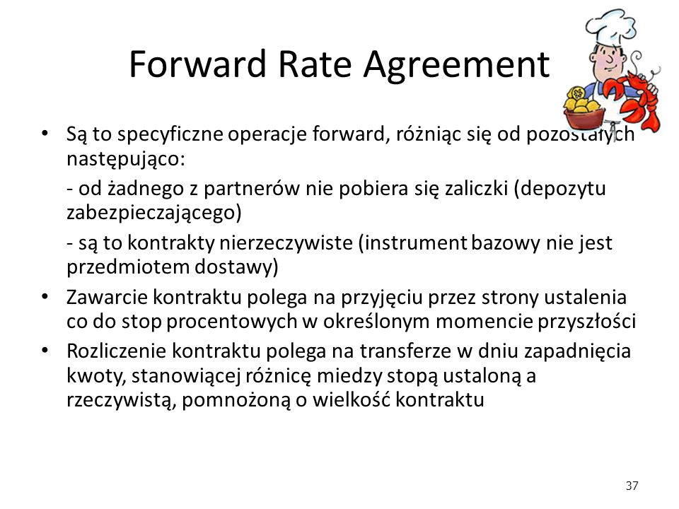 Forward Rate Agreement