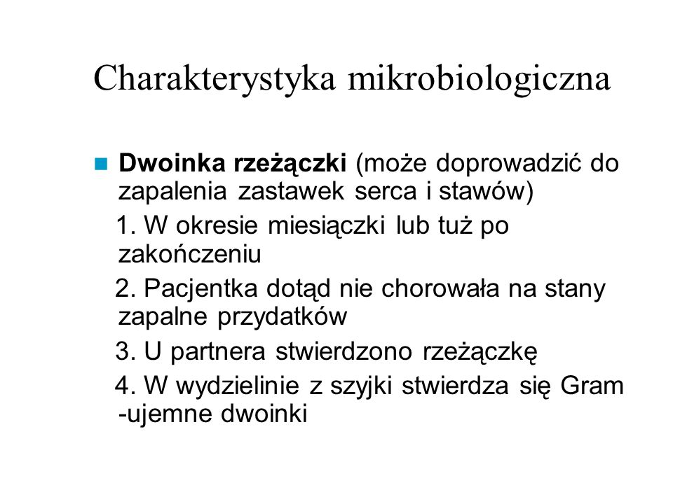Charakterystyka mikrobiologiczna